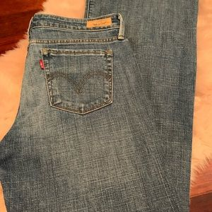 Levi's 545 bootcut jean